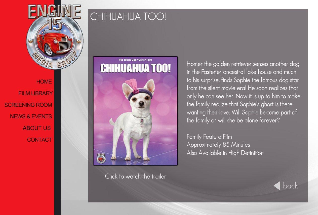 Chihuahua Too!