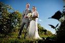 Maple Park Acquaviva Winery wedding photo