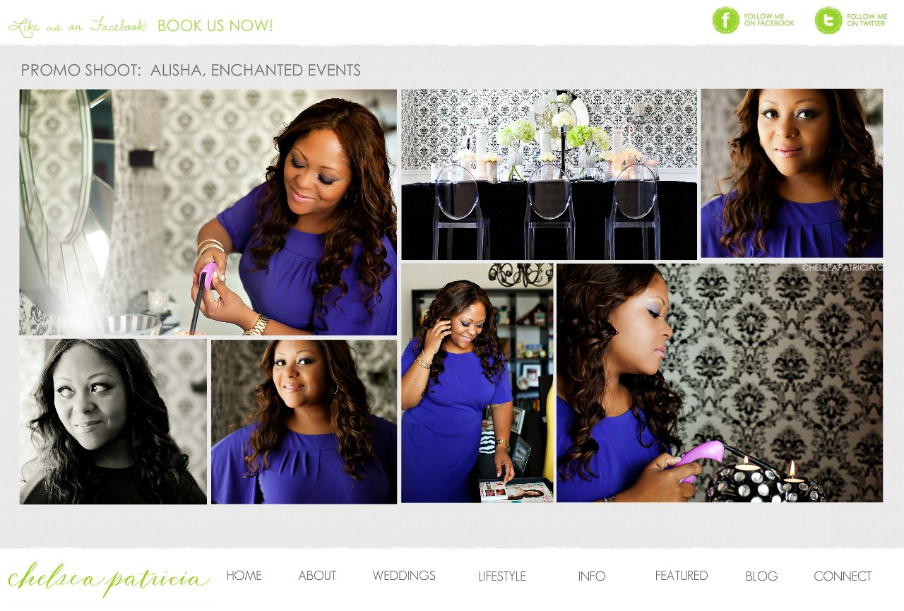 Alisha | Enchanted Events Atlanta Wedding Planner