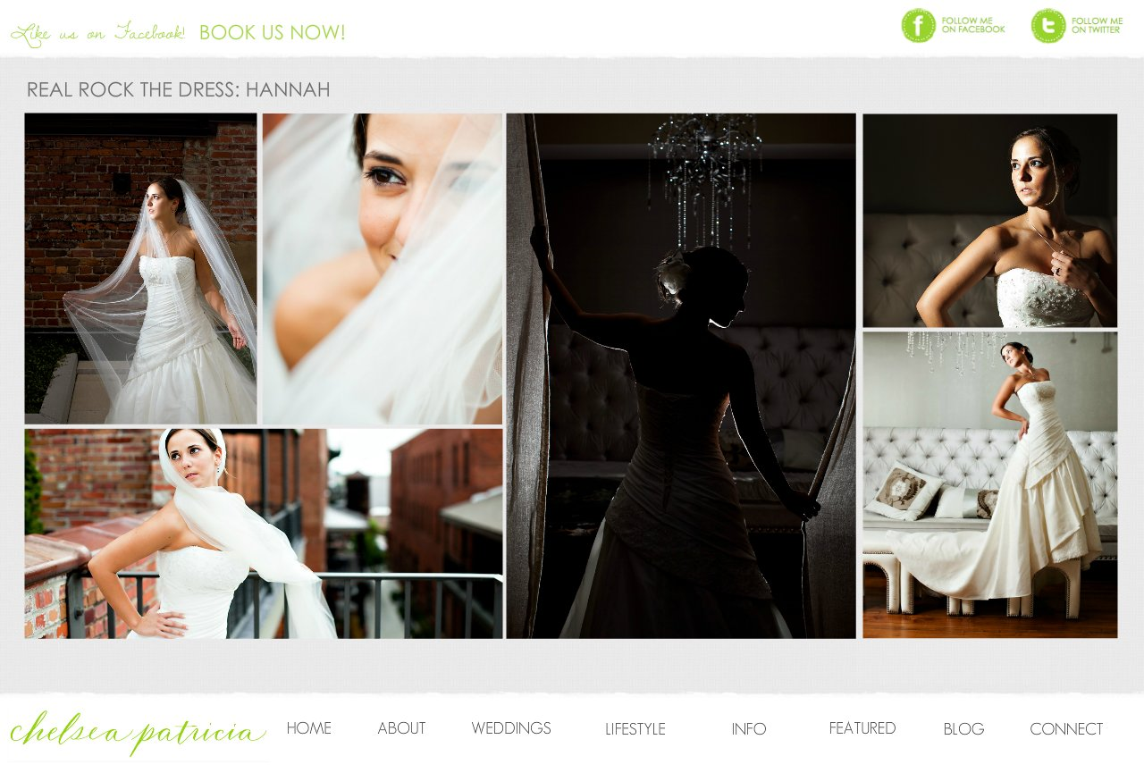 Hannah alley station wedding montgomery atlanta for Wedding dresses montgomery al