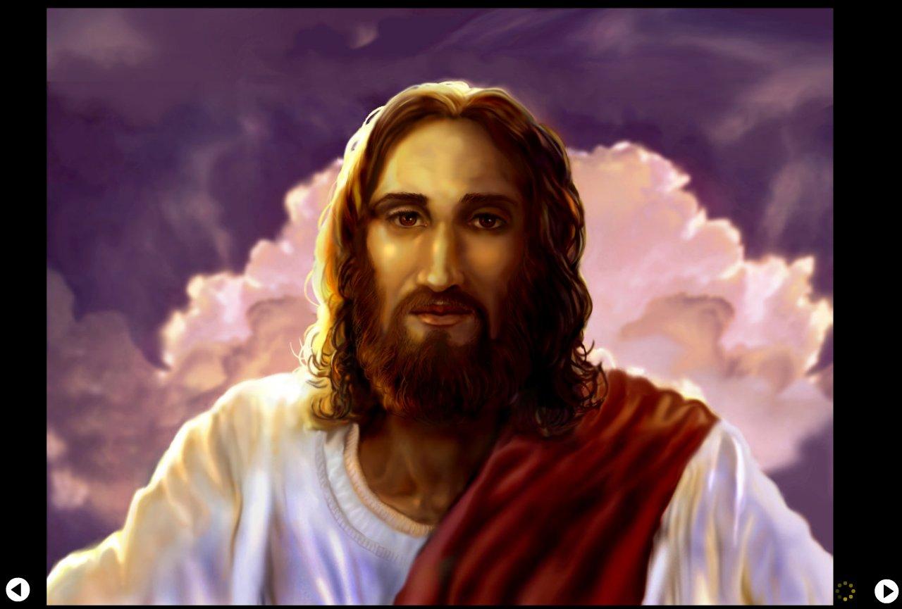 Jesus Character Design