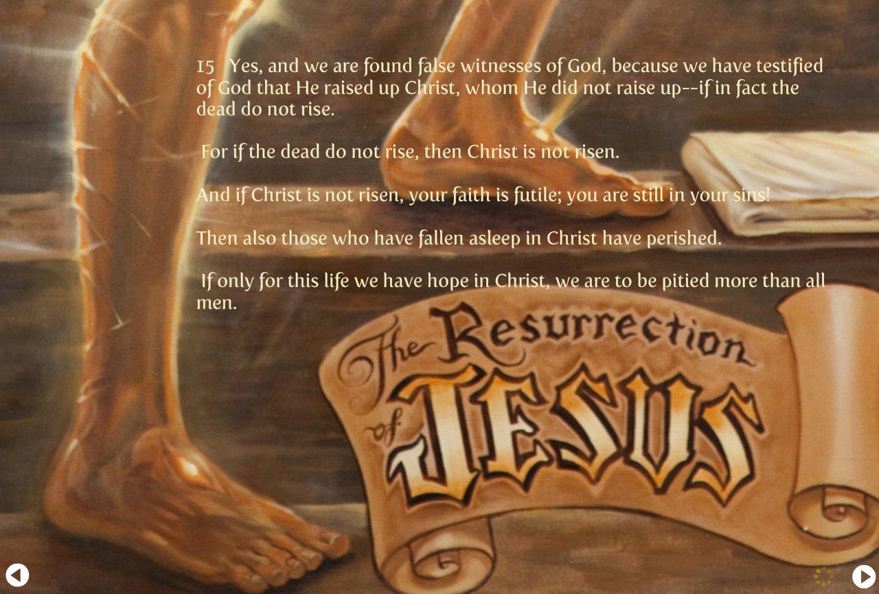 Jesus Resurrecton 3