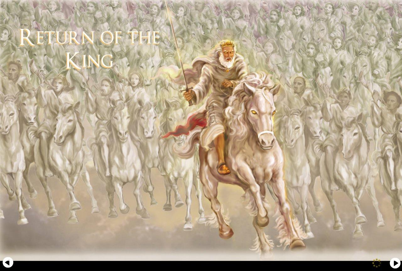 return of king