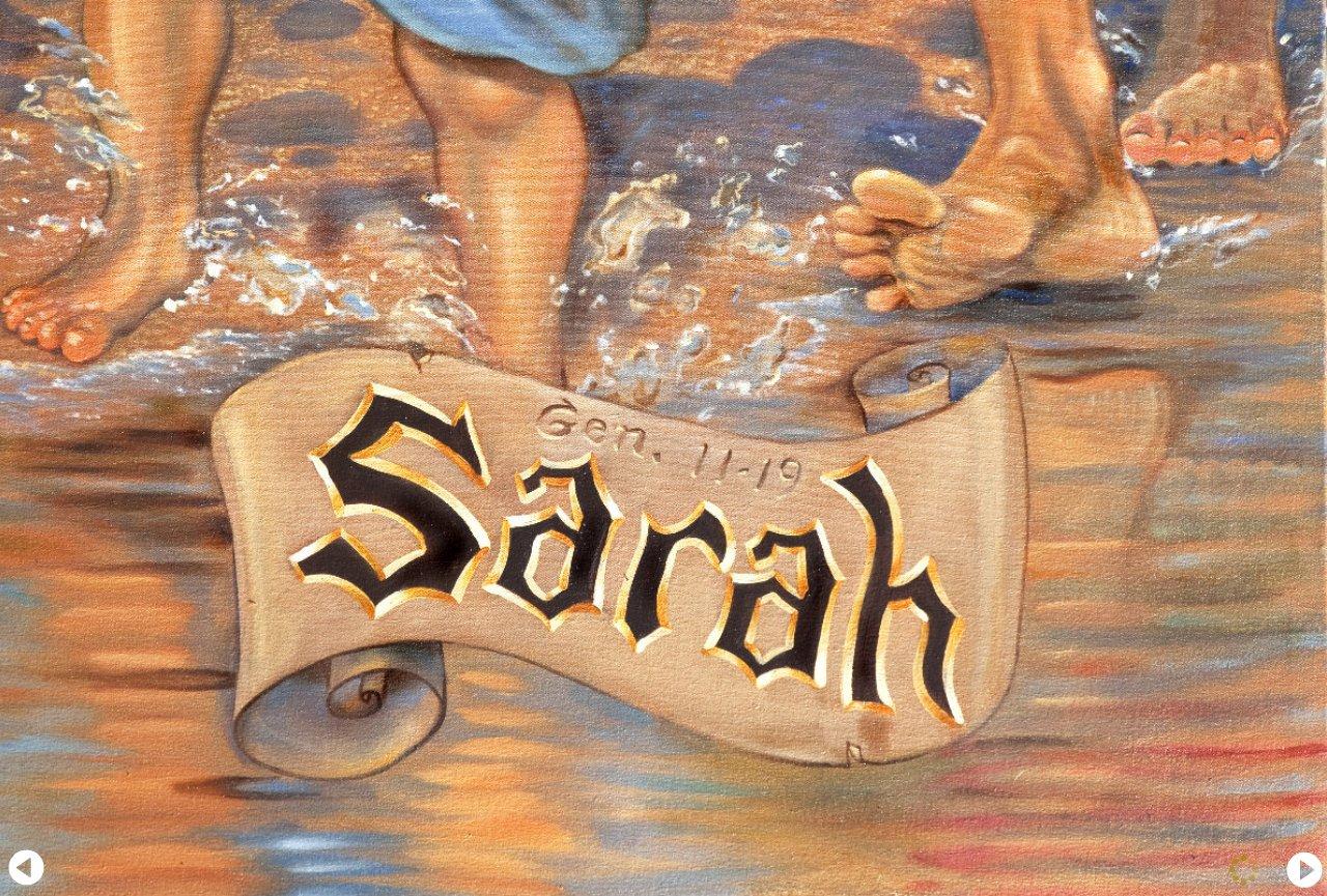 Sarah 3