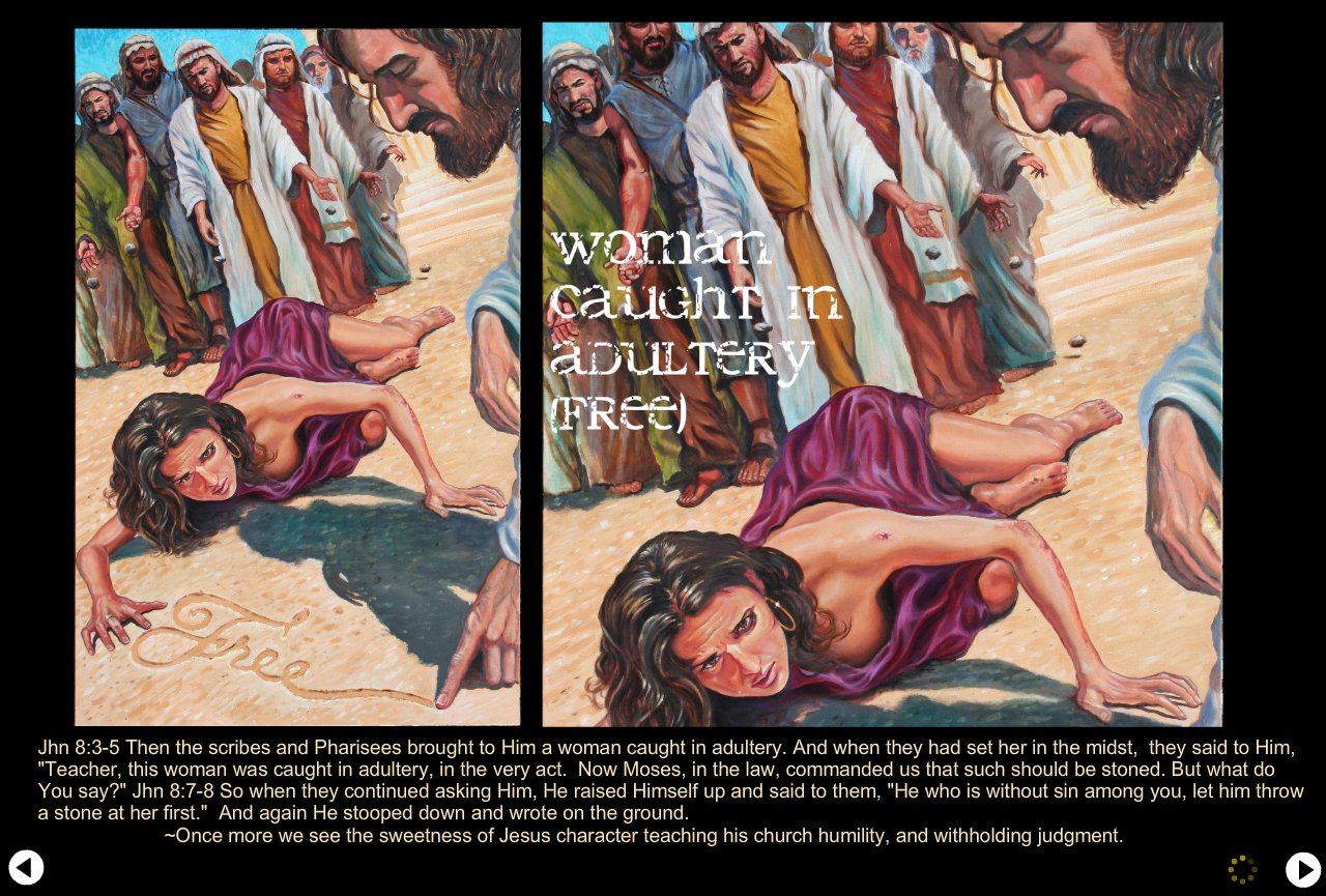 Woman Adulterer (Free)