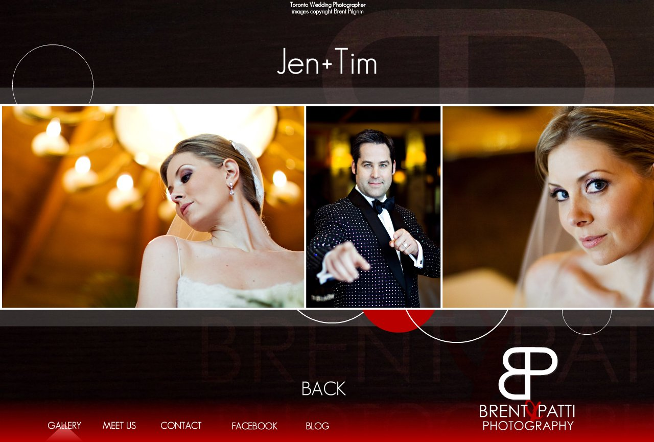 Jen + Tim - Toronto Wedding Photographer