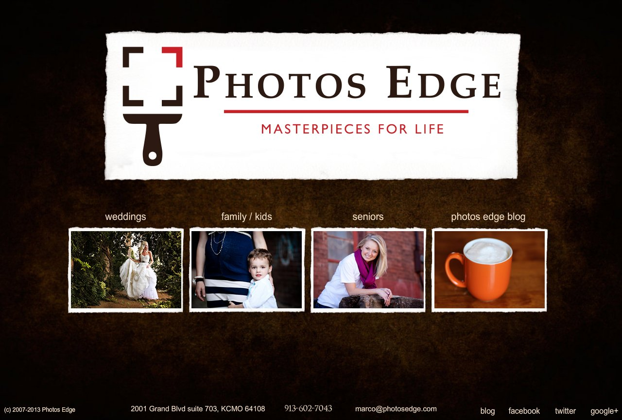 Kansas City Photography Studio by Photos Edge