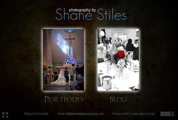Welcome to Shane Stiles Photography