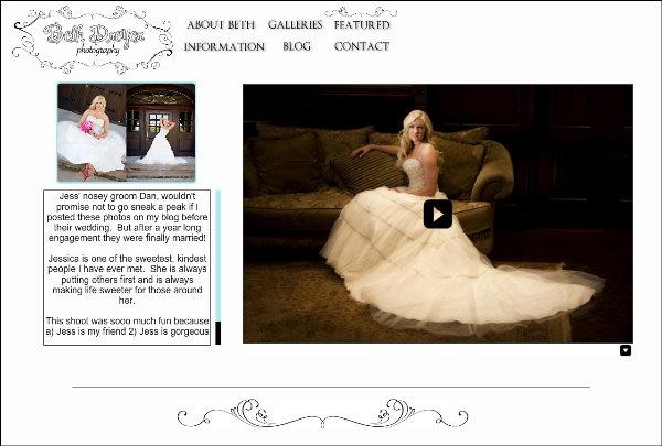 Dallas Wedding Photographer    Jessica Bridal