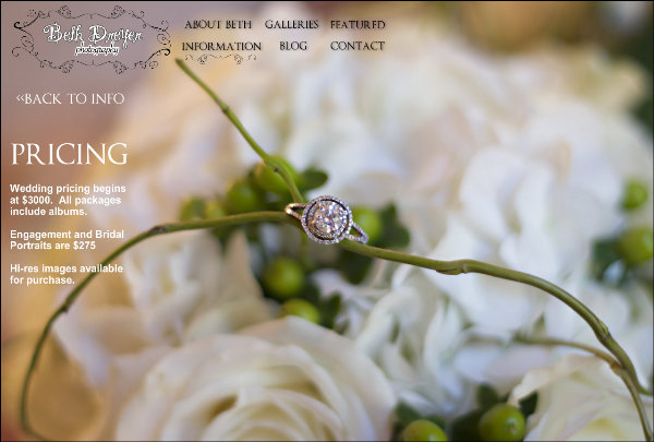 Dallas Wedding Photographer | Wedding Photography Pricing