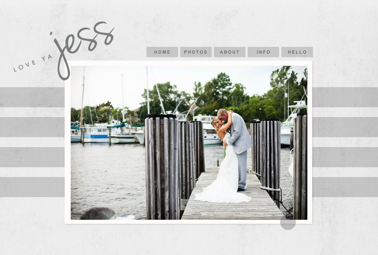 Love Ya Jess - Wedding Photography