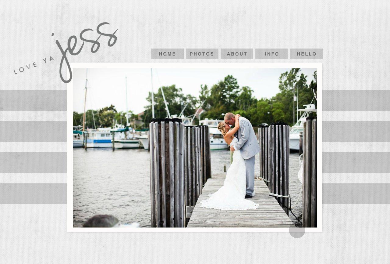 Love Ya Jess - Wedding Photography