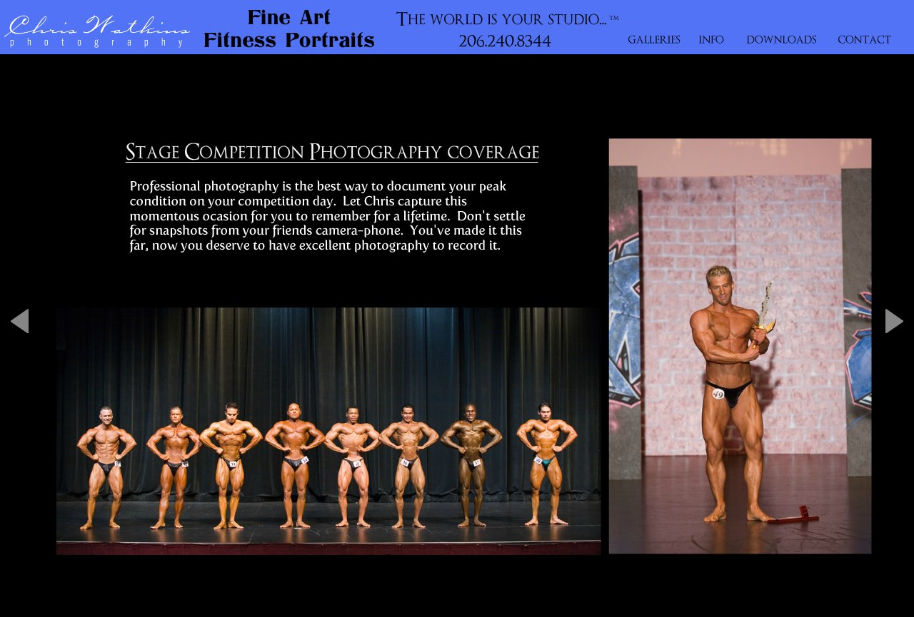 bodybuilding competition photography