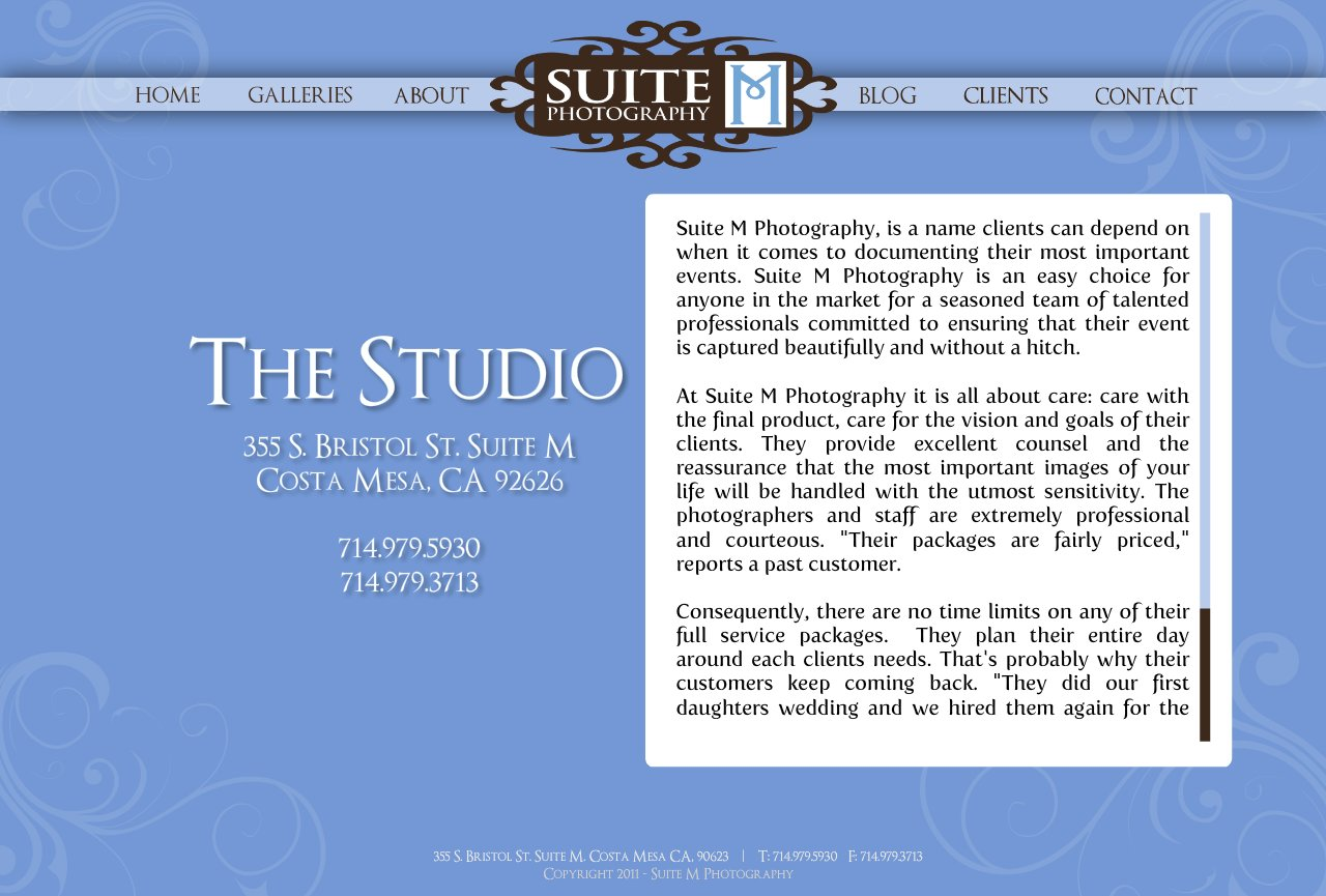 Suite M Photography Studio