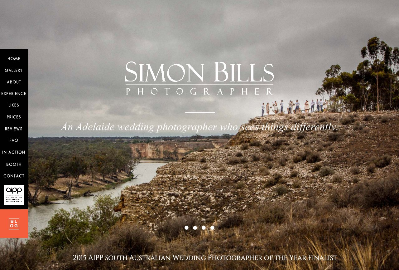 Adelaide Wedding Photographer  |  Simon Bills