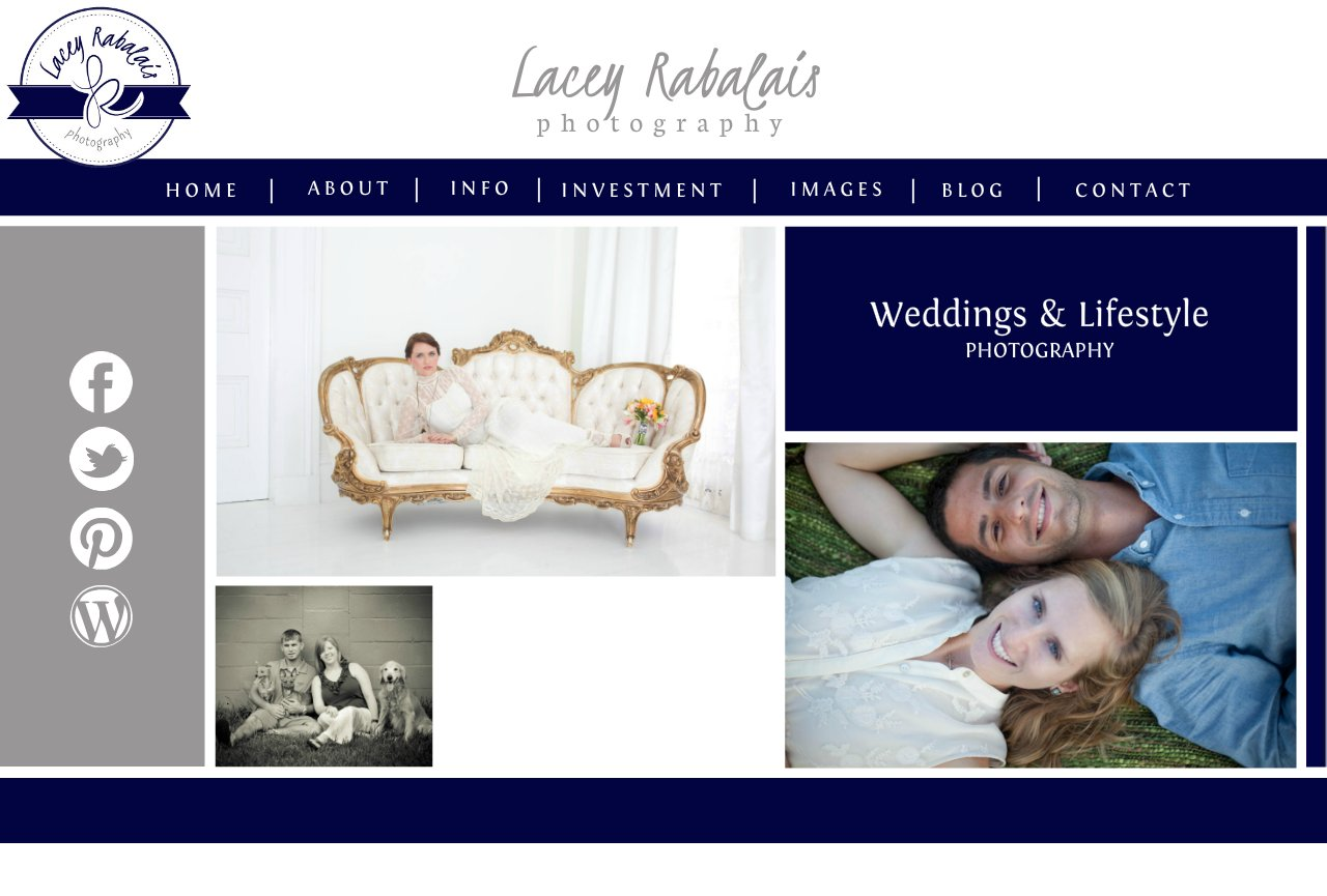 Lacey Rabalais Photography - Wedding  & Lifestyle Photography