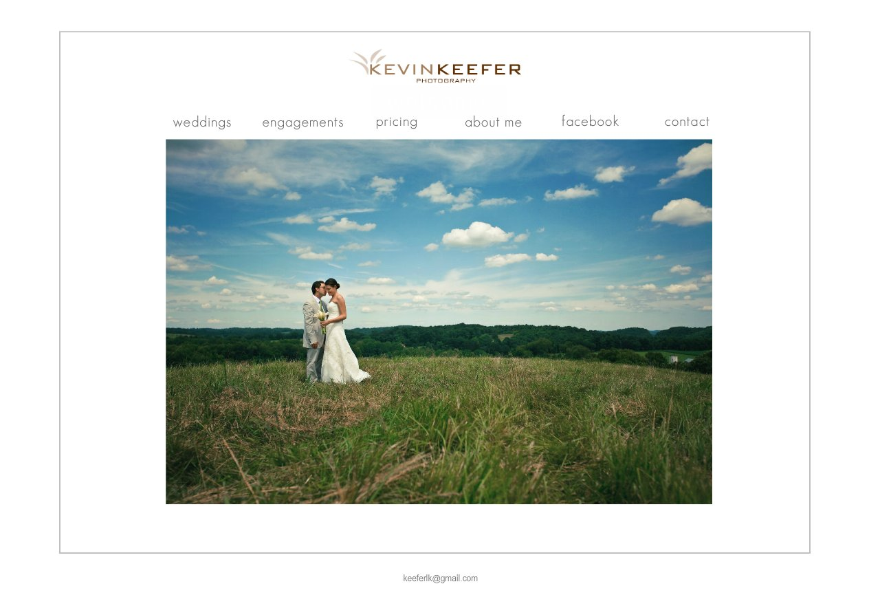 Kevin Keefer Photography Home Page