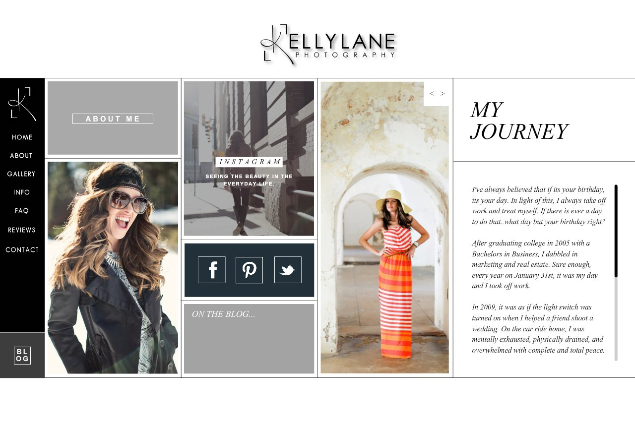 Information About Atlanta Wedding Photographer Kelly Lane