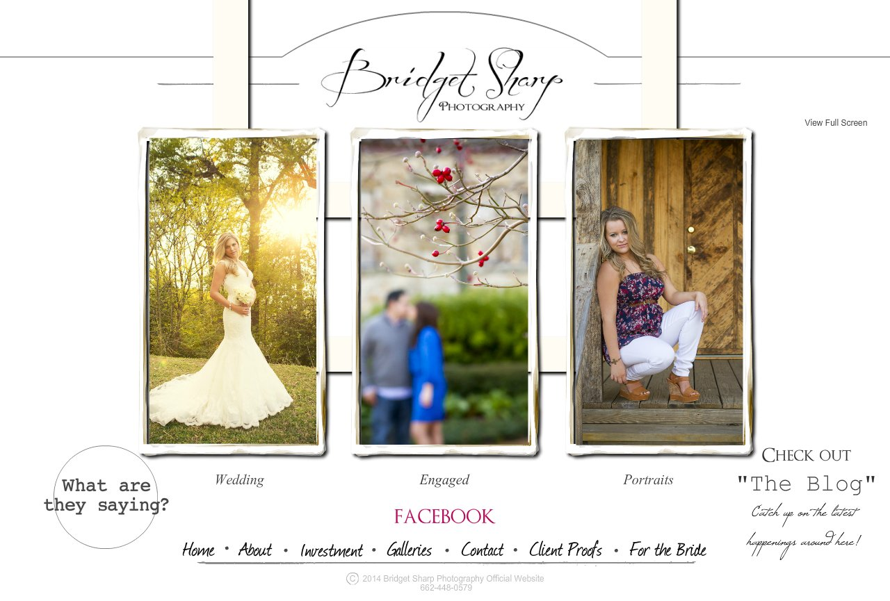 Mississippi Wedding Photographer - Bridget Sharp Photography - Gallery