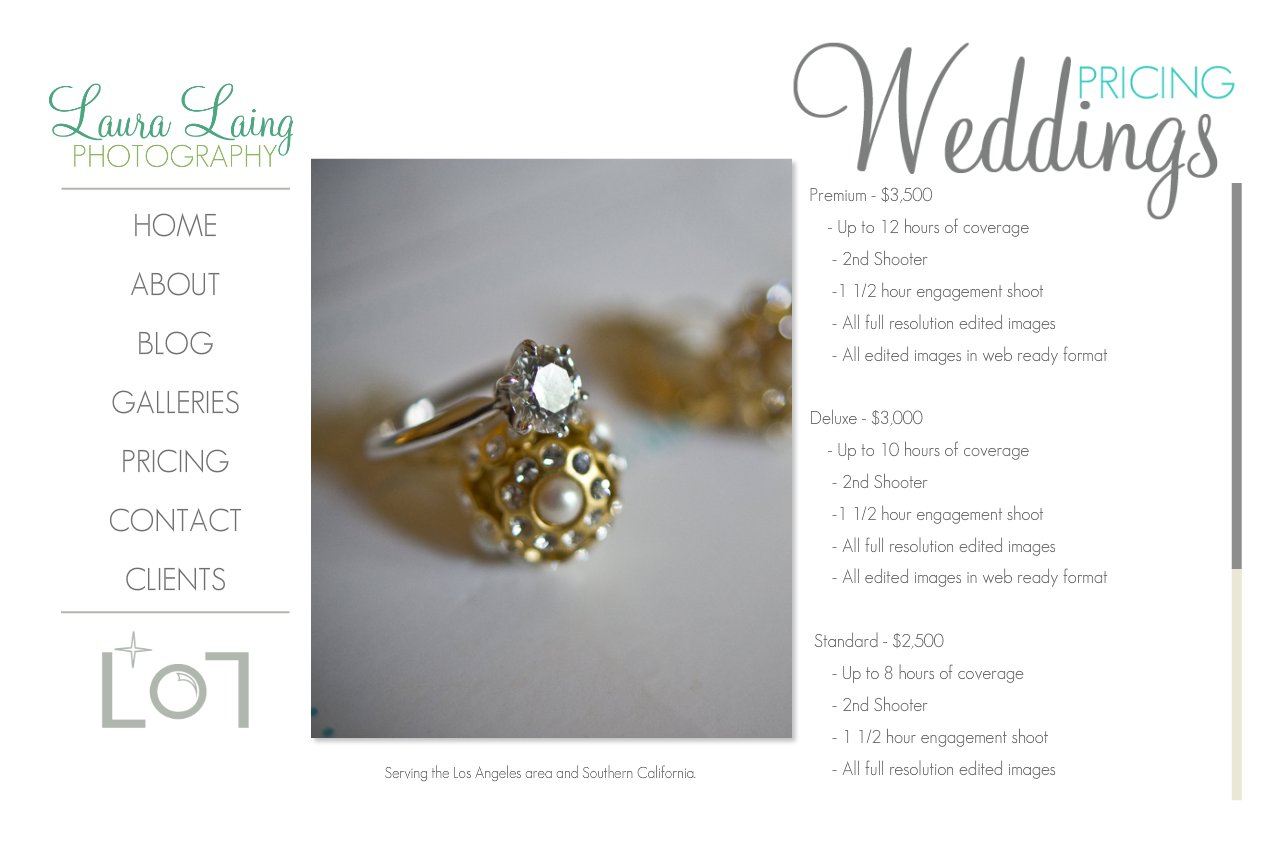 Pricing-Wedding