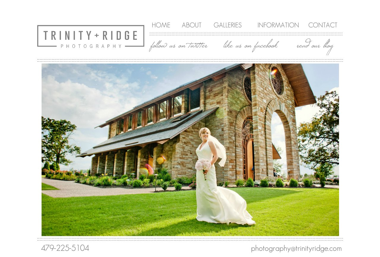 Home - Arkansas Wedding Photographers