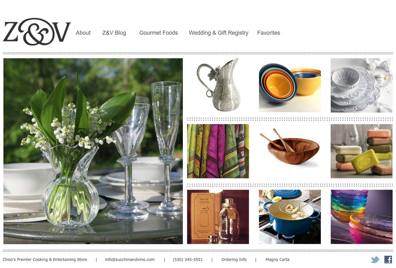 Z&V Homepage