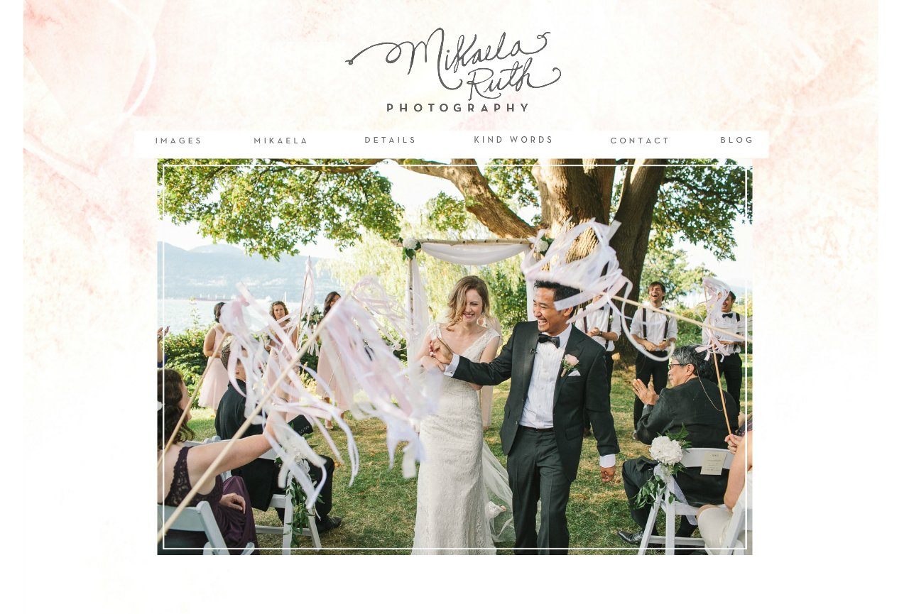 Vancouver Wedding & Lifestyle Photographer Mikaela Ruth