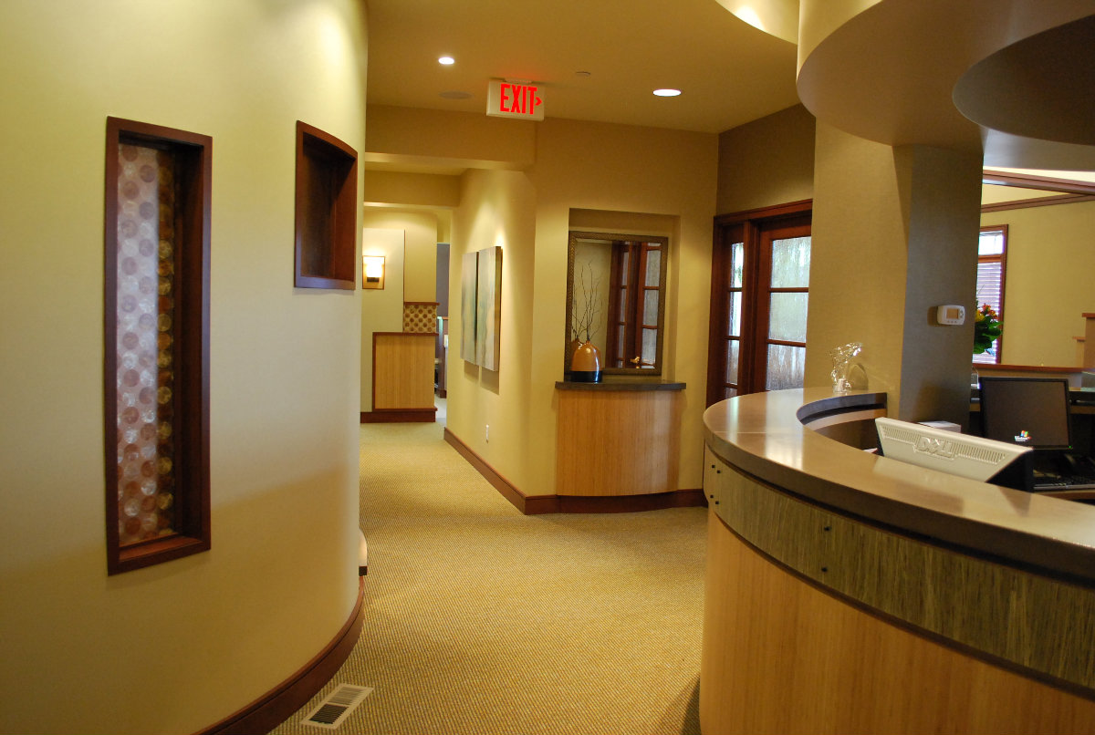 dental office front desk enviromed design group dental office front desk and check out area