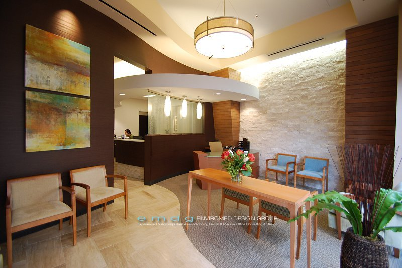 enviromed design group | dental office design, medical office