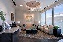 Green Dental Office Design Med Spa Medical Design Plastic Surgery Architect EnviroMed Design Group_Waiting Area Reception 0154
