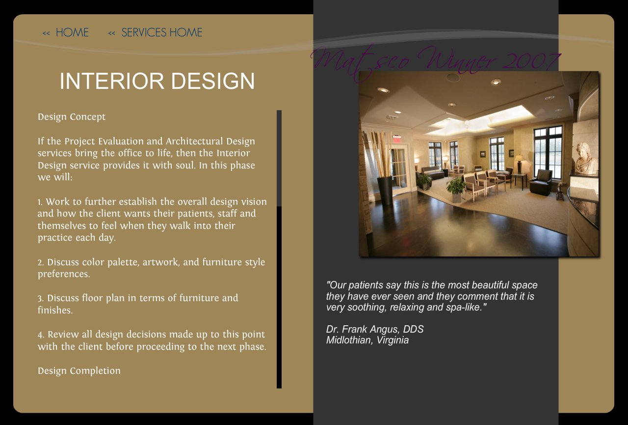 Enviromed design group dental office design medical for Dental office interior design