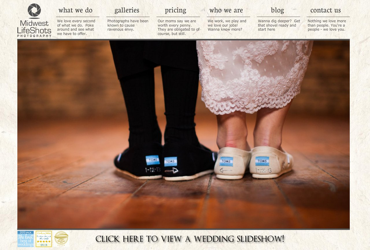 Wedding Photographers in Rochester Minnesota
