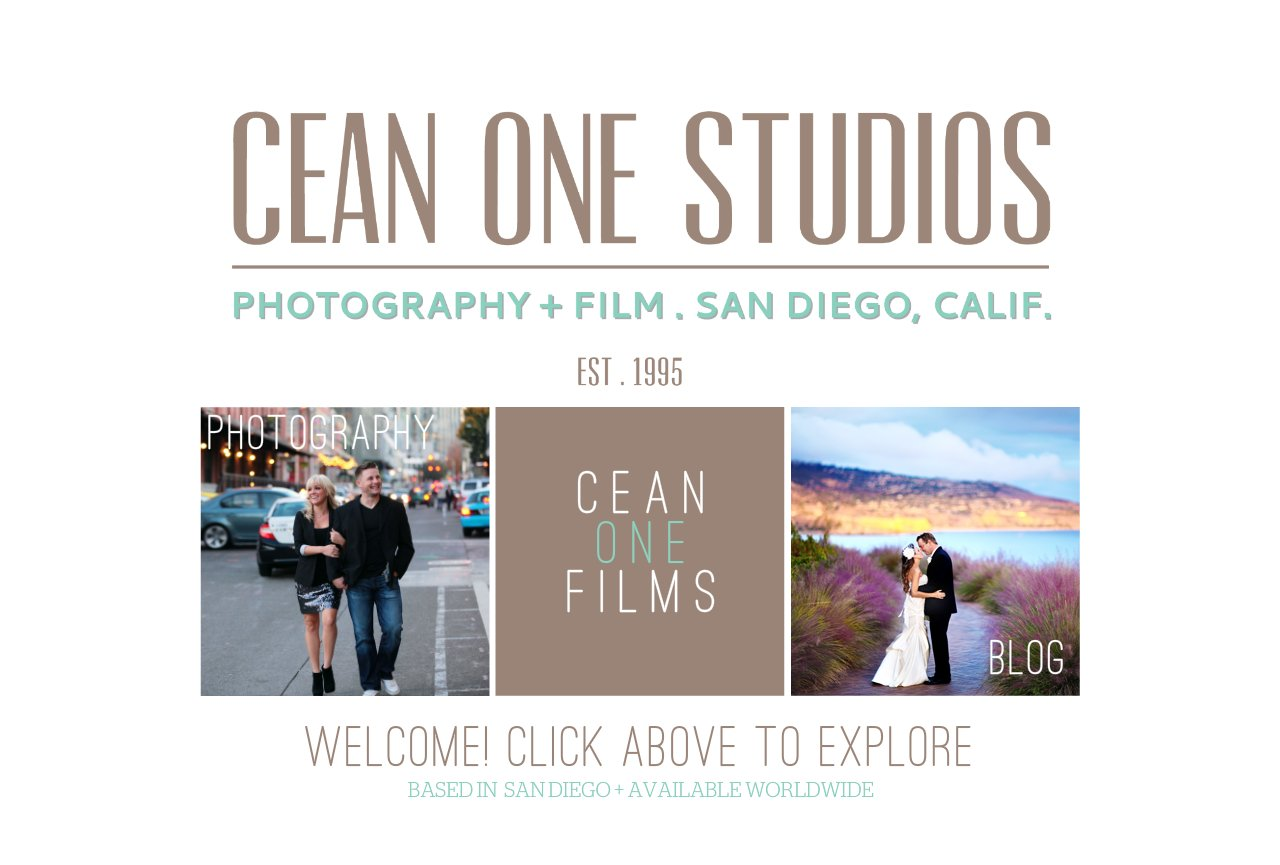 Cean One Studios | Photography + film | Los Angeles | San Diego | Riverside