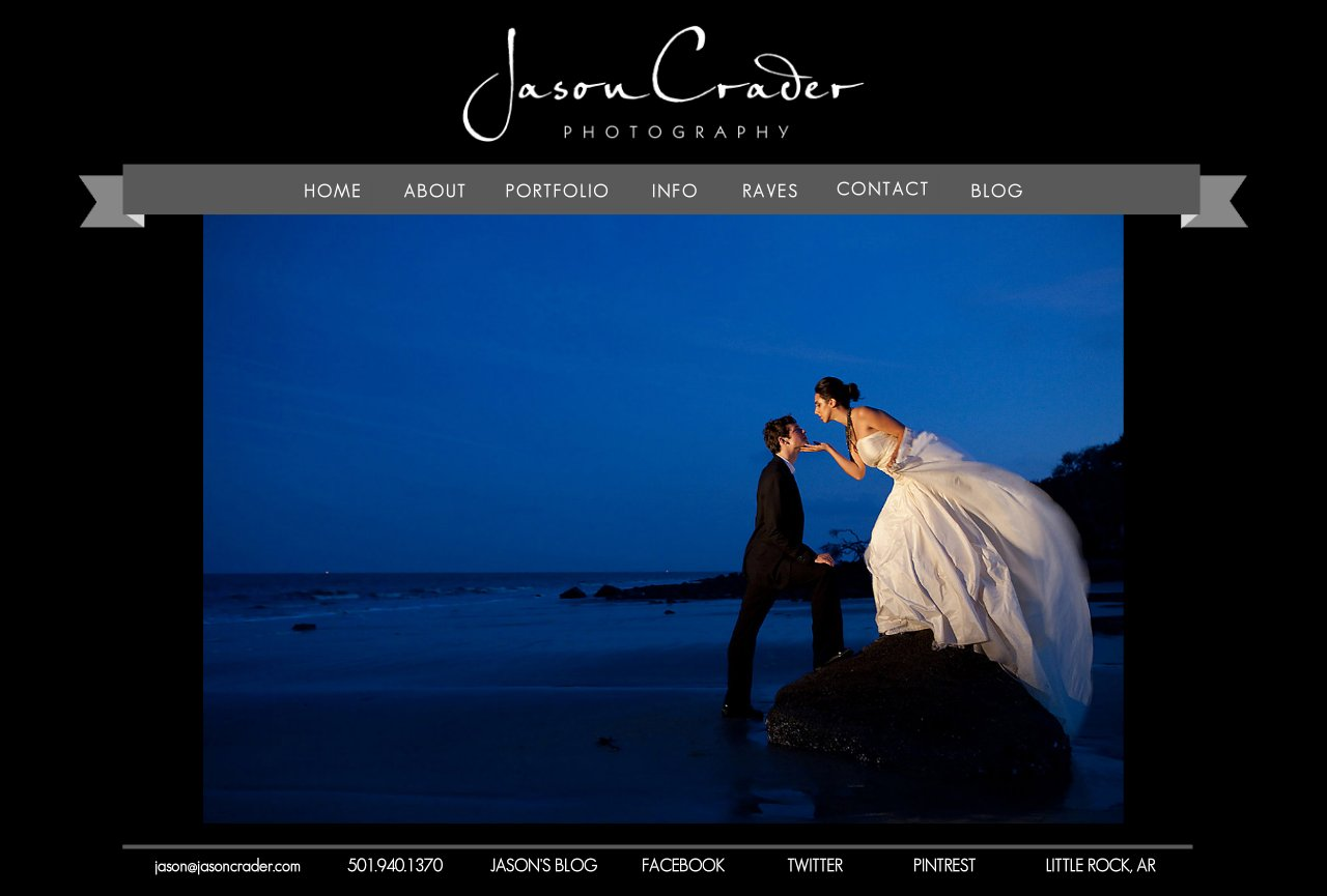 Little Rock Arkansas Wedding Photographer ~ Jason Crader