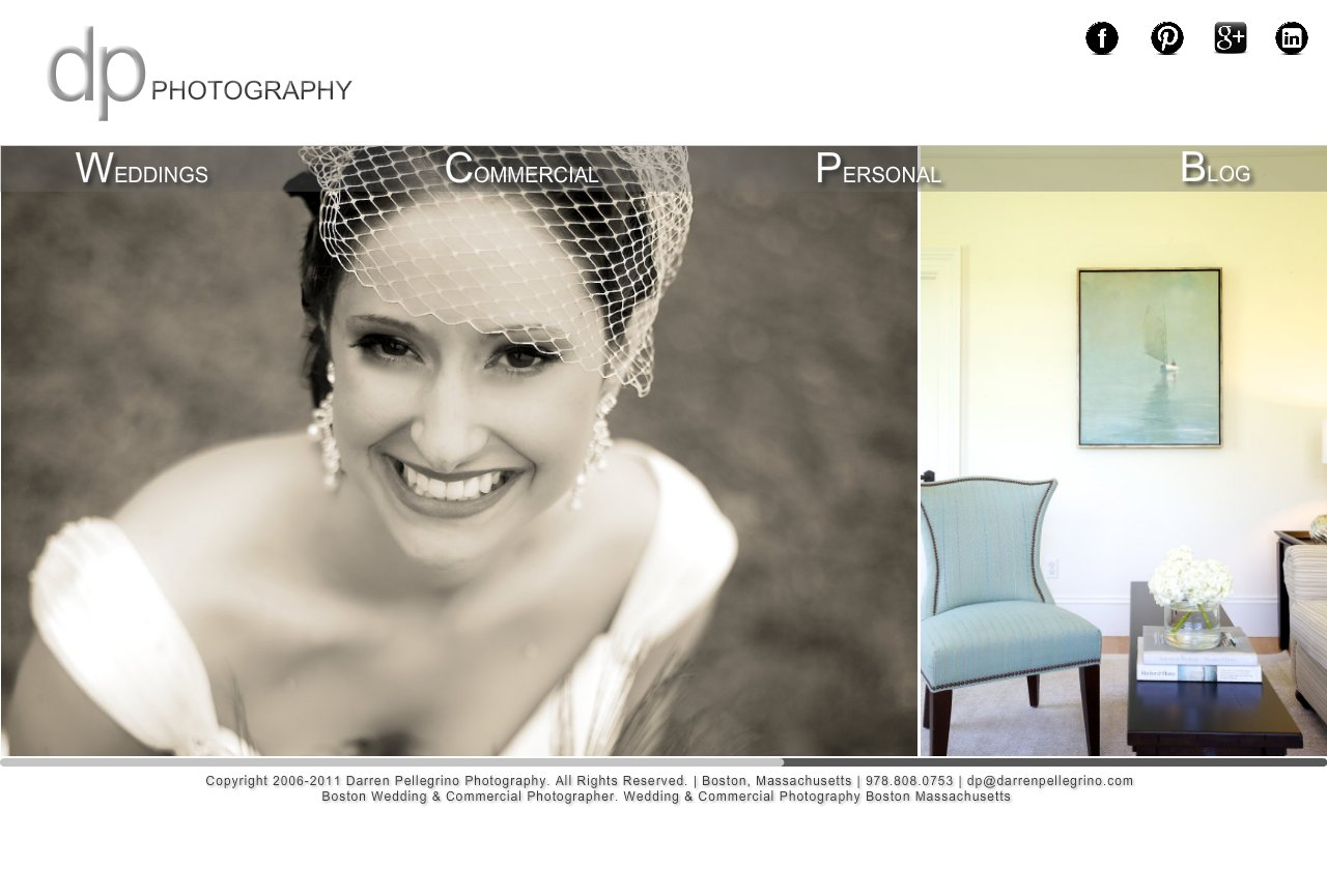 Darren Pellegrino Photography | Boston Commercial & Wedding Photographer