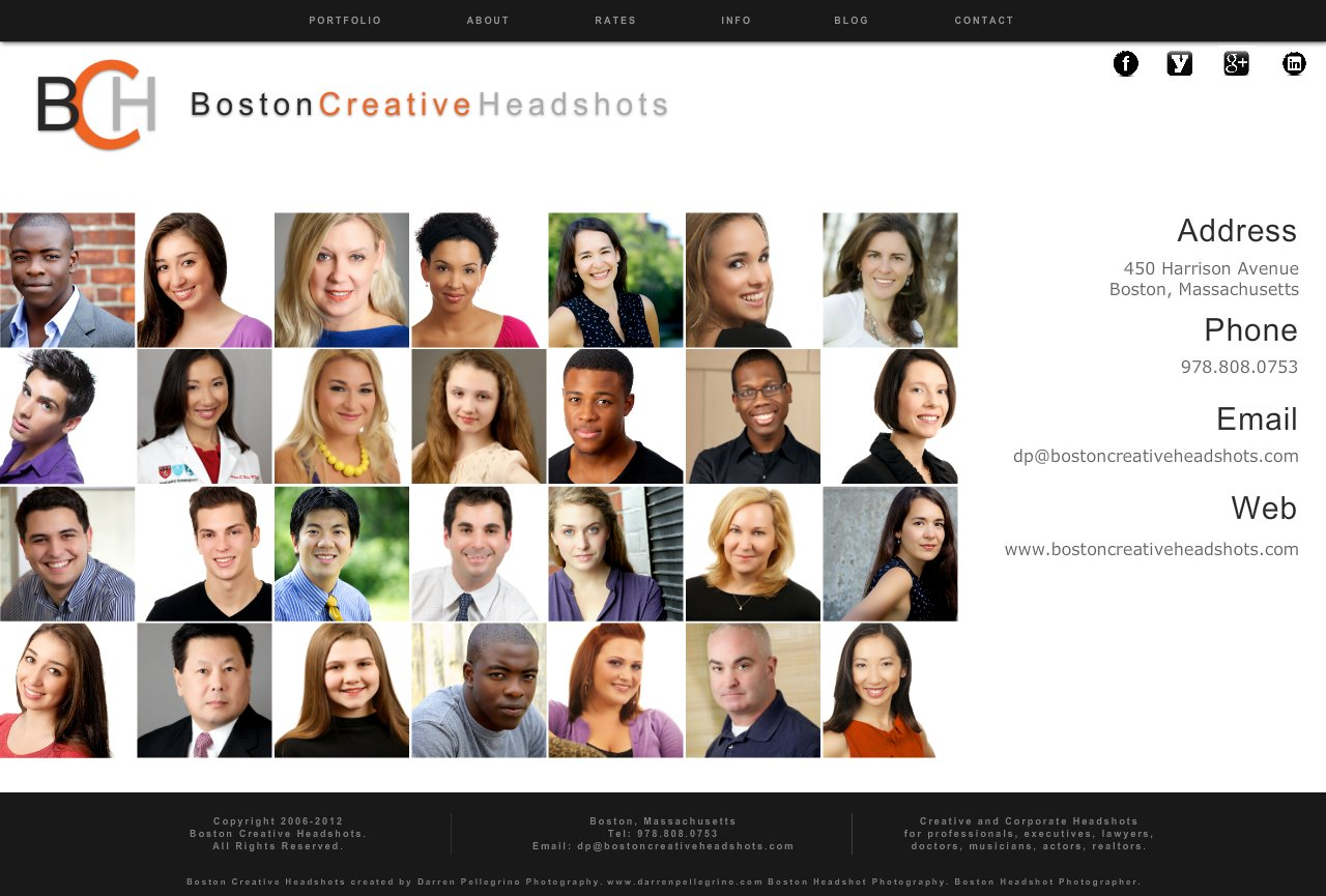 Boston Creative Headshots