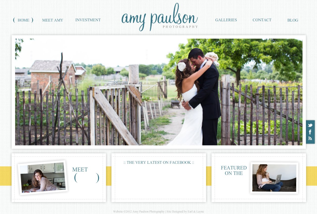Amy Paulson Home