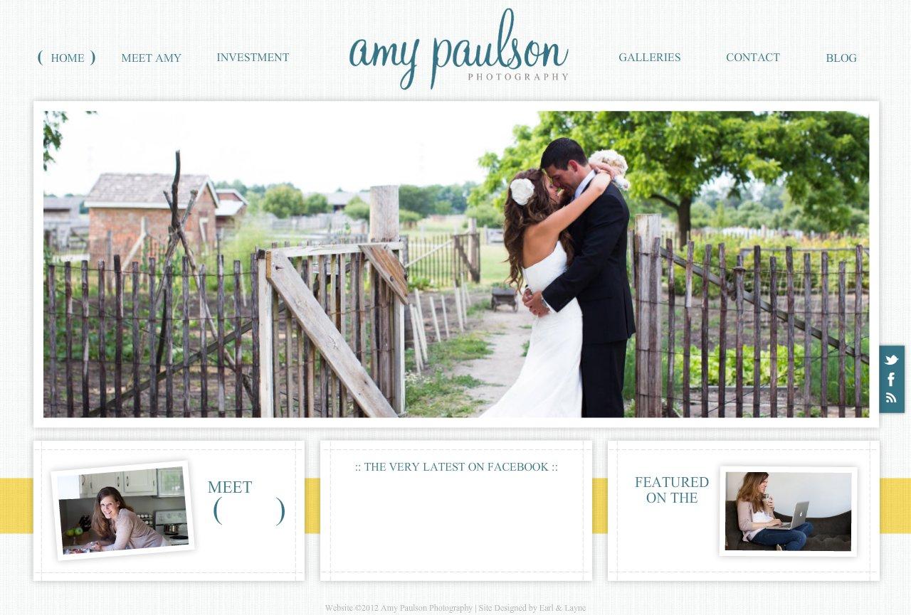 Amy Paulson Home