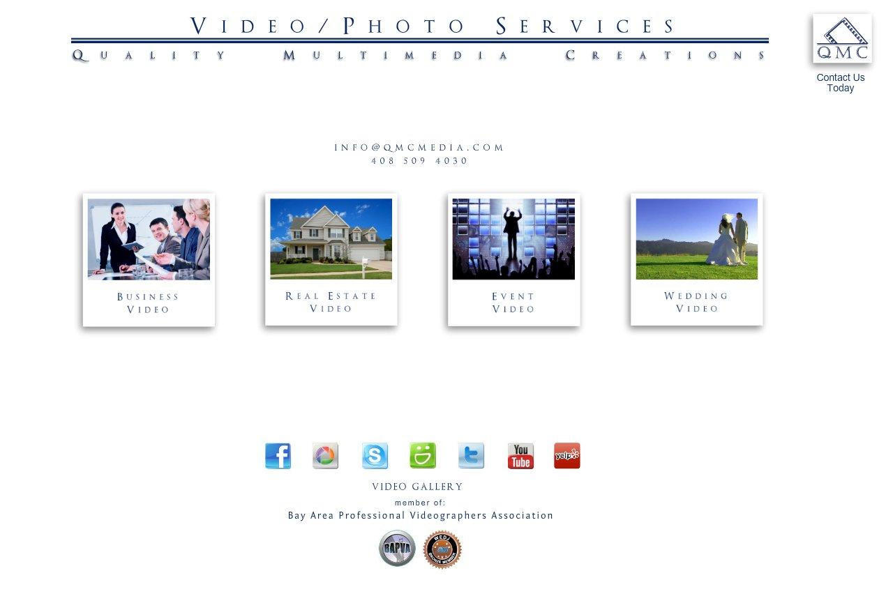 ! QMC video services