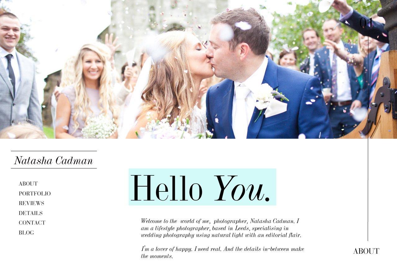 Natasha Cadman Wedding Photography