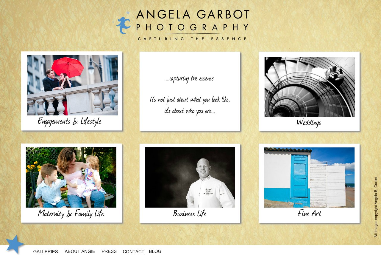 Welcome to Angela Garbot Photography