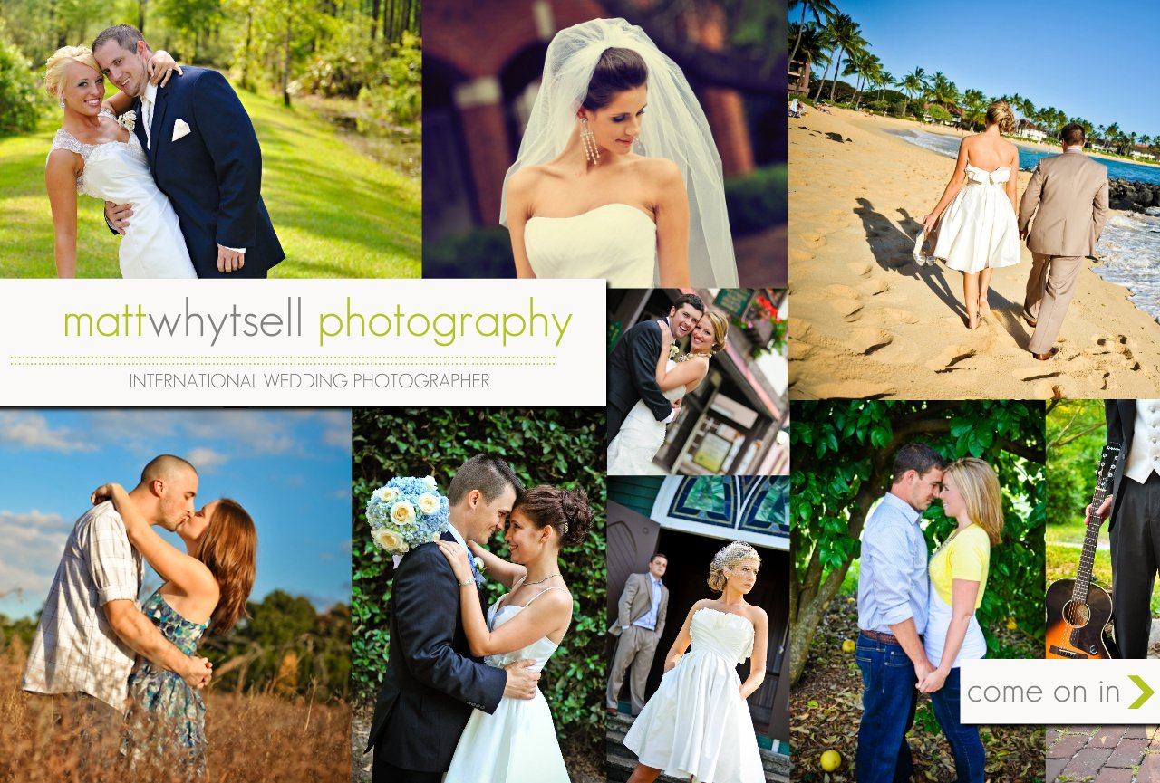 Splash Page - MattWhytsell Photography - International Wedding Photographer-1