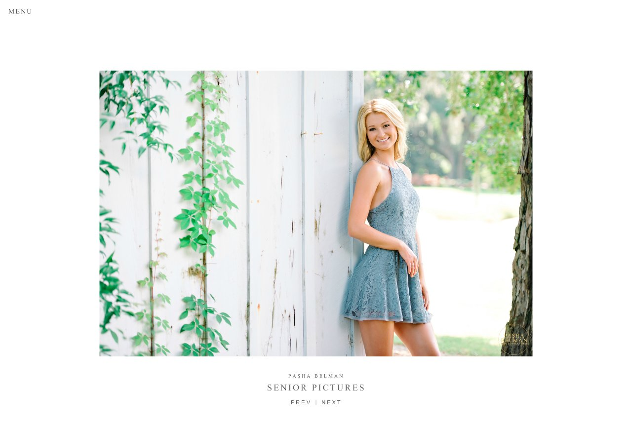 High School Senior Portraits in Myrtle Beach and Charleston SC