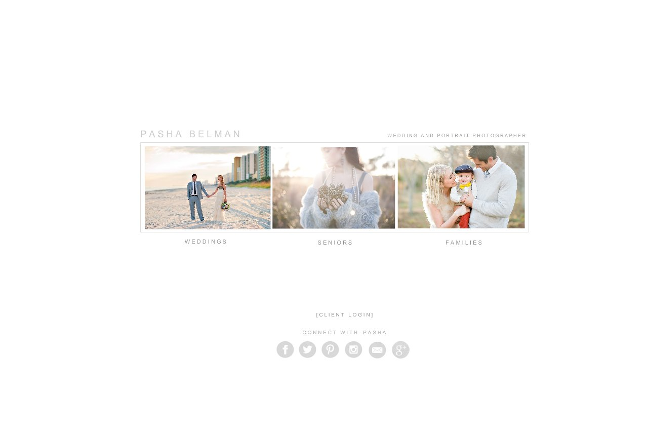 Pasha Belman | Myrtle Beach Wedding Photographer | Senior Portraits / Family Beach Photography