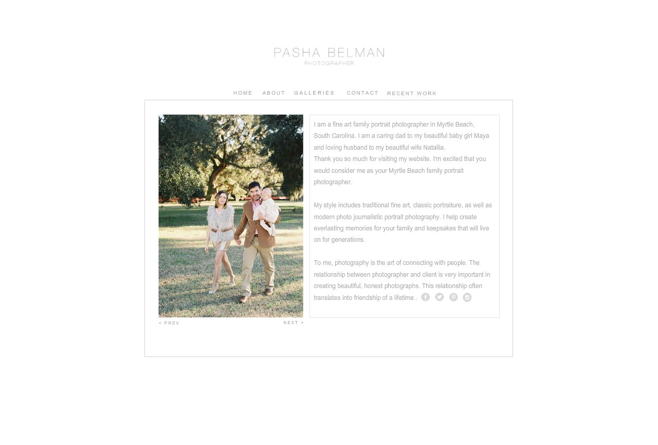 Pasha Belman | Myrtle Beach Wedding Photographers | Family Photography | High School Senior Portirat Photographers in Myrtle Beach