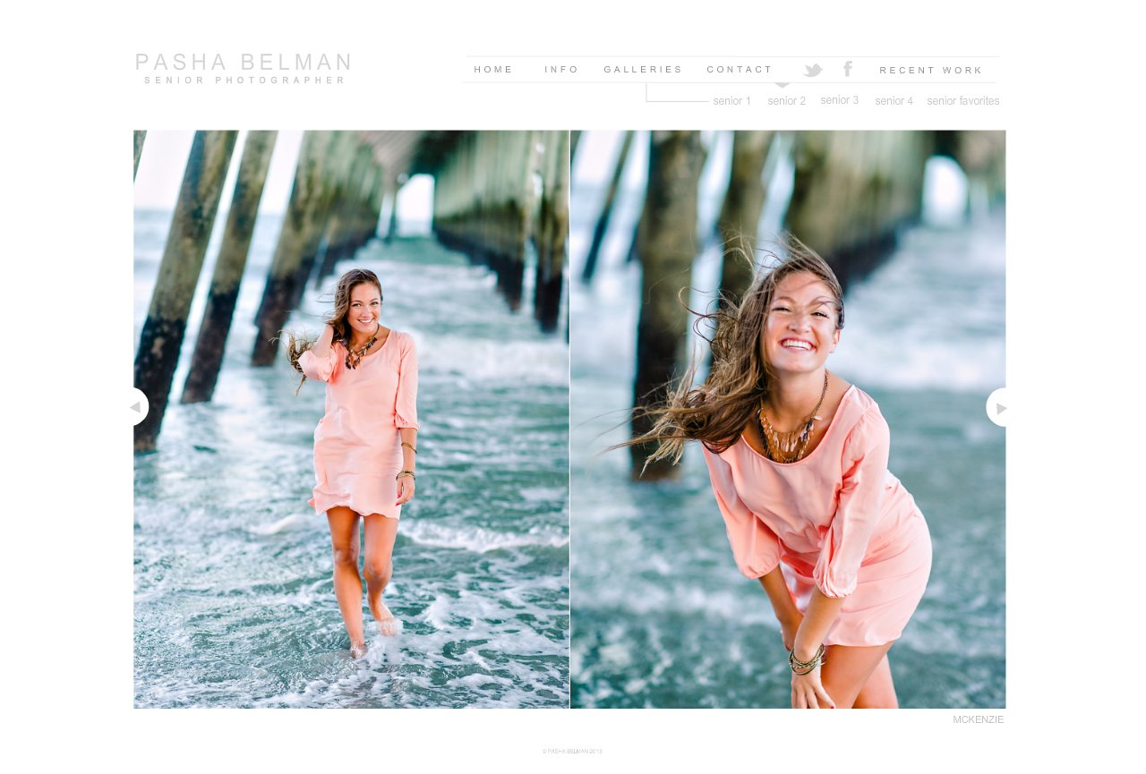Senior Portraits in Myrtle Beach and North Myrtle Beach
