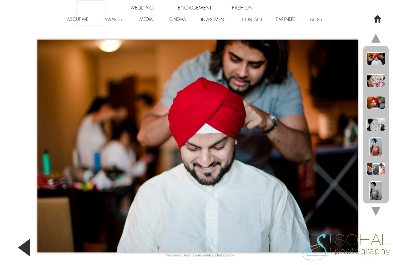 Vancouver South Asian wedding photography