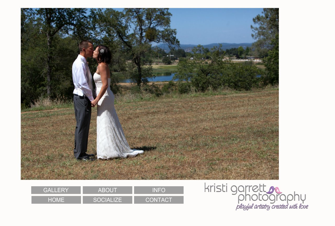 Affordable portrait photography: Kristi Garrett Photography