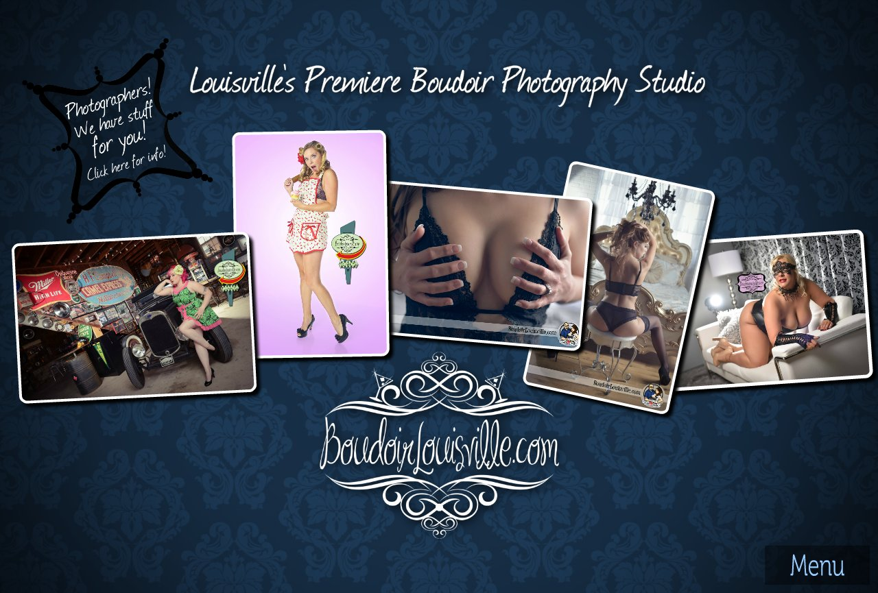 Home - Boudoir Louisville - Boudoir and Pinup Photography