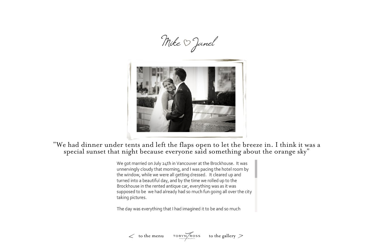 Wedding Photo Story 2
